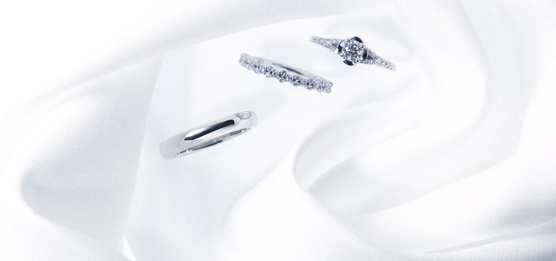 EIKAの婚約指輪