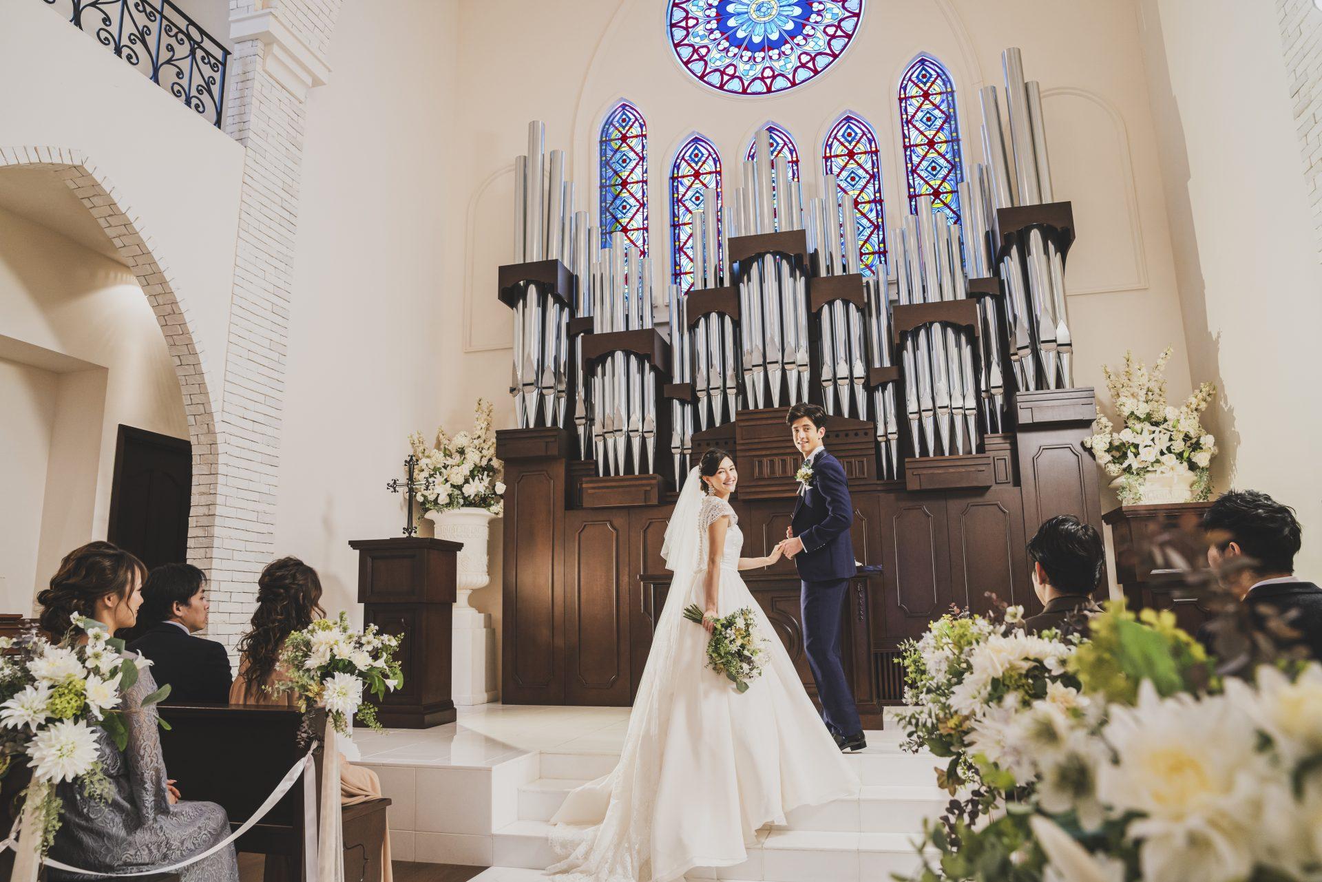 ル・センティフォーリア天保山 結婚式