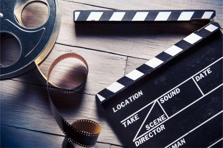 映画のフィルム