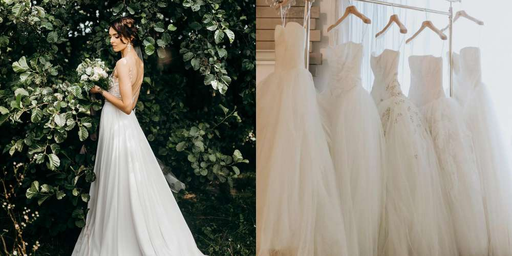 ドレス花嫁