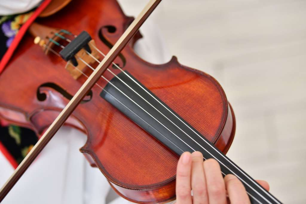 挙式バイオリン演奏